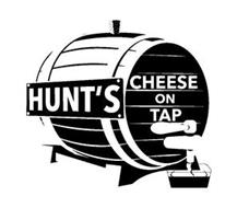 HUNT'S CHEESE ON TAP