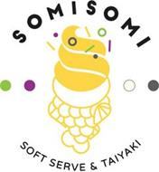 SOMISOMI SOFT SERVE & TAIYAKI