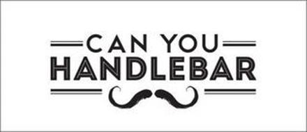 CAN YOU HANDLEBAR