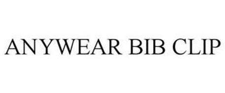 ANYWEAR BIB CLIP