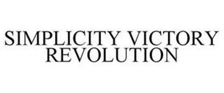 SIMPLICITY VICTORY REVOLUTION