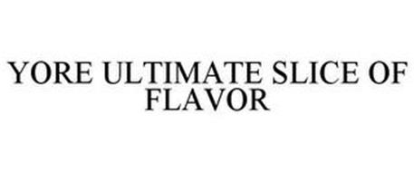 YORE ULTIMATE SLICE OF FLAVOR