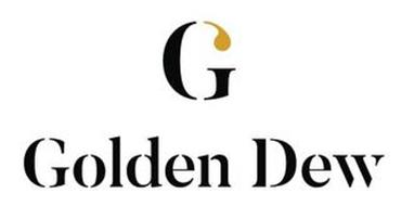 G GOLDEN DEW