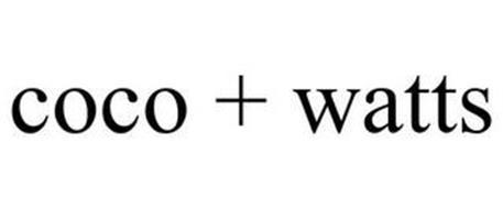 COCO + WATTS