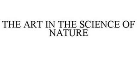 THE ART IN THE SCIENCE OF NATURE