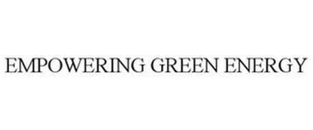EMPOWERING GREEN ENERGY