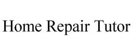 HOME REPAIR TUTOR