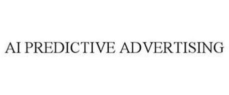AI PREDICTIVE ADVERTISING