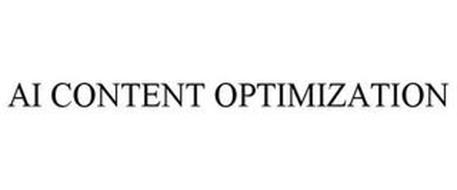 AI CONTENT OPTIMIZATION
