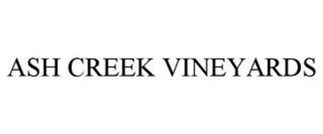 ASH CREEK VINEYARDS
