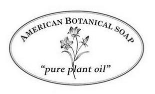 AMERICAN BOTANICAL SOAP AND
