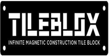 TILEBLOX INFINITE MAGNETIC CONSTRUCTION TILE BLOCK