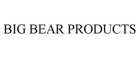 BIG BEAR PRODUCTS