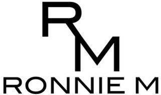 RM RONNIE M
