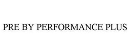 PRE BY PERFORMANCE PLUS