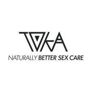 TOKA NATURALLY BETTER SEX CARE