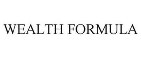 WEALTH FORMULA
