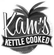 KAM'S KETTLE COOKED