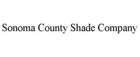 SONOMA COUNTY SHADE COMPANY