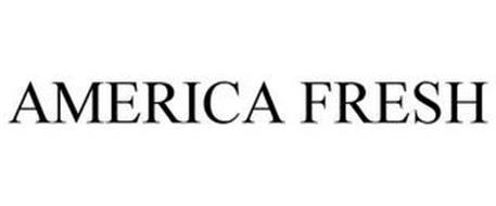 AMERICA FRESH