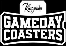 KINGSMEN GAMEDAY COASTERS