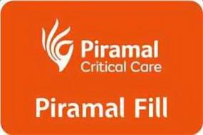 PIRAMAL CRITICAL CARE PIRAMAL FILL