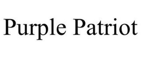 PURPLE PATRIOT