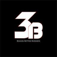 3B BIGGER BETTER BUSINESS