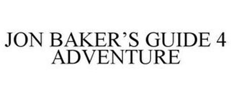 JON BAKER'S GUIDE 4 ADVENTURE