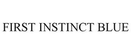 FIRST INSTINCT BLUE