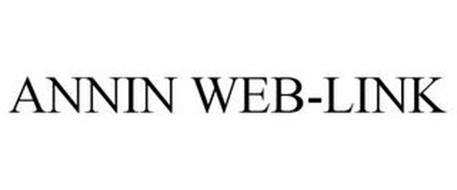ANNIN WEB-LINK
