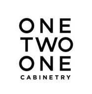 ONE TWO ONE CABINETRY