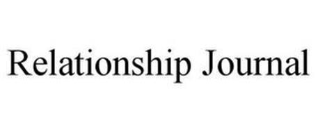 RELATIONSHIP JOURNAL