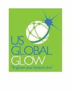 US GLOBAL GLOW BRIGHTEN YOUR BOTTOM LINE
