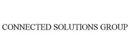 CONNECTED SOLUTIONS GROUP