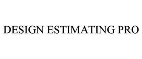 DESIGN ESTIMATING PRO