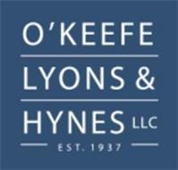 O'KEEFE LYONS & HYNES LLC
