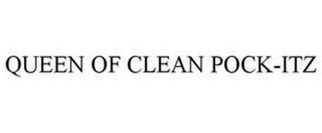 QUEEN OF CLEAN POCK-ITZ