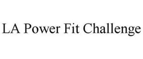 LA POWER FIT CHALLENGE