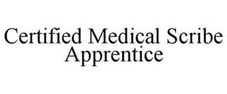 CERTIFIED MEDICAL SCRIBE APPRENTICE