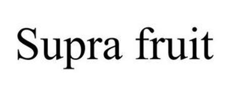 SUPRA FRUIT