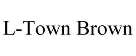 L-TOWN BROWN