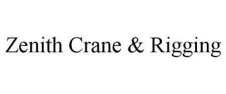 ZENITH CRANE & RIGGING