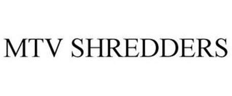 MTV SHREDDERS