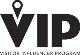 VIP VISITOR INFLUENCER PROGRAM