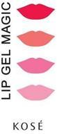 KOSE LIP GEL MAGIC