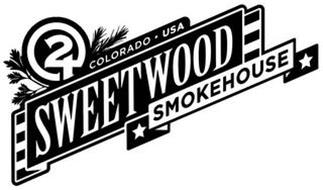 2 COLORADO USA SWEETWOOD SMOKEHOUSE