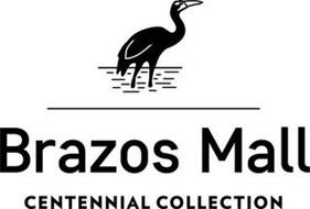 BRAZOS MALL CENTENNIAL COLLECTION