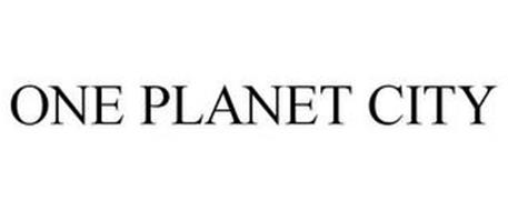ONE PLANET CITY