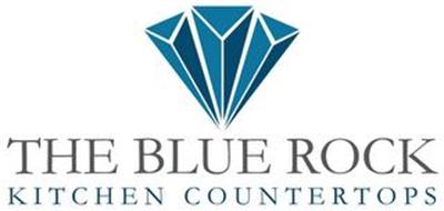 THE BLUE ROCK KITCHEN COUNTERTOPS